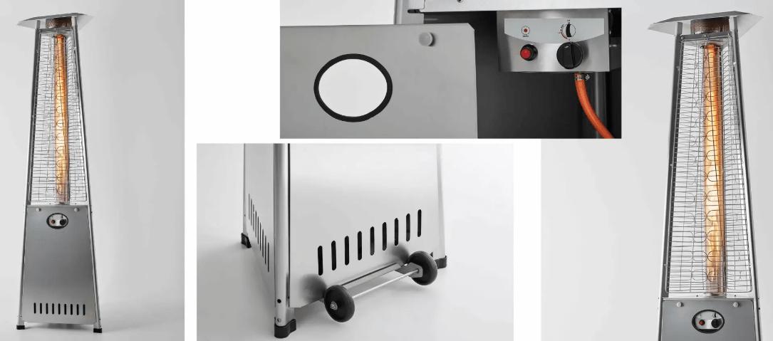 Standalone Garden Patio Heater